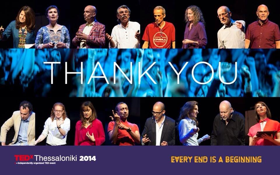 thanks tedx thessaloniki