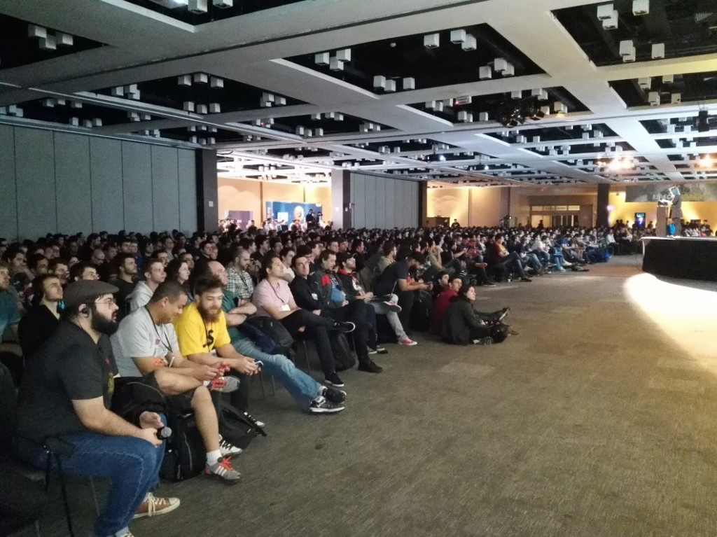 BrazilJS audience