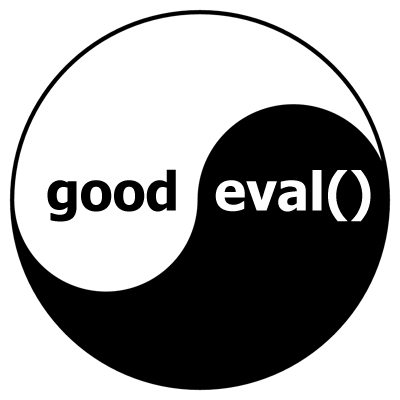 Good vs. eval()