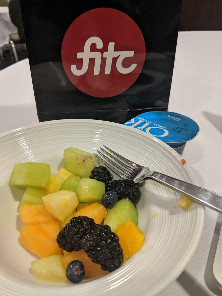 Fruit Salad with FITC logo
