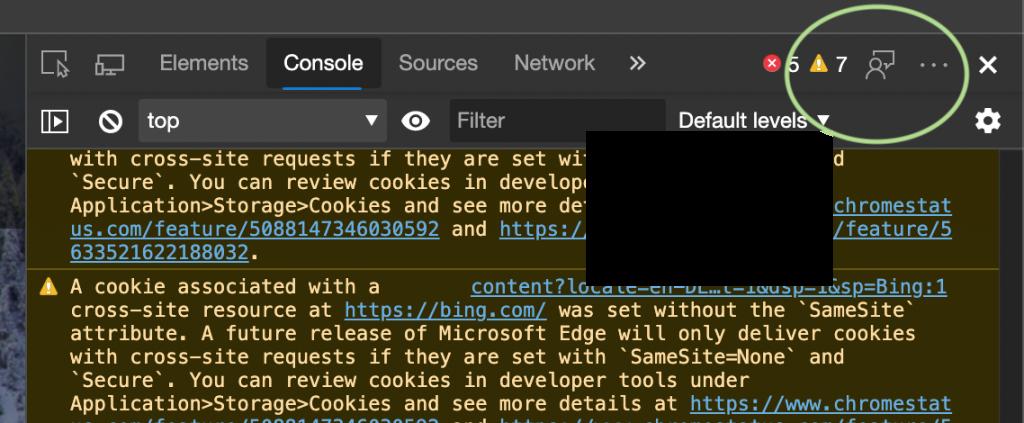 Feedback mechanism in developer tools